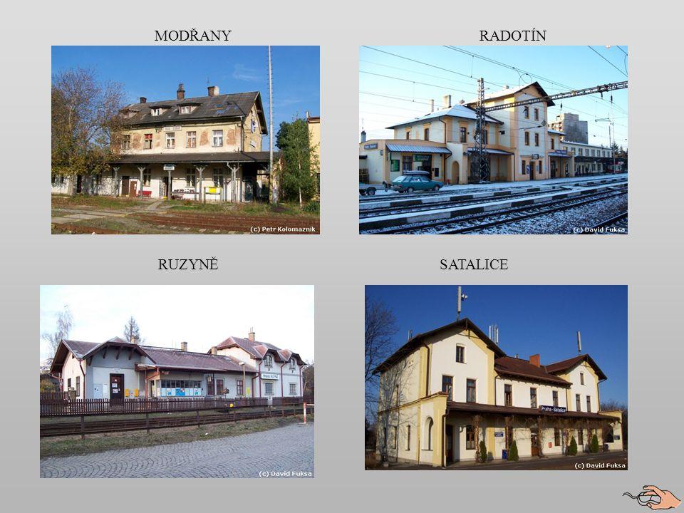 v r.1877 – původní nádraží zahájilo provoz na Olomoucko - pražské dráze.