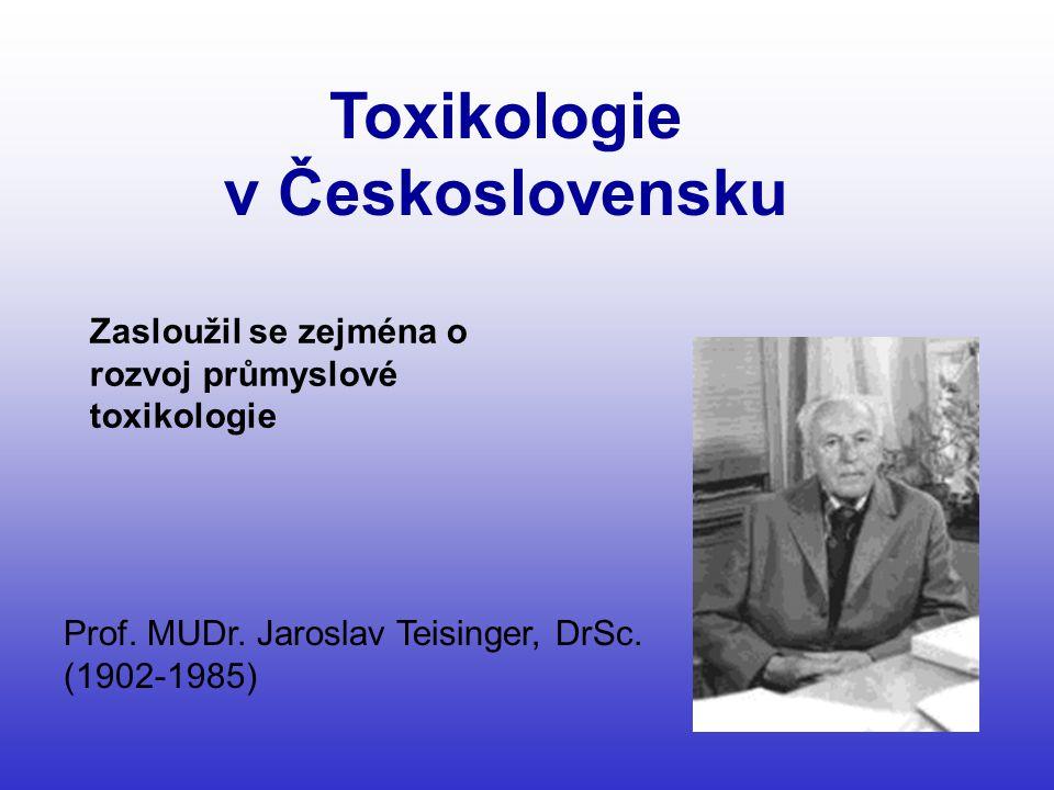 Prof.MUDr. Jaroslav Teisinger, DrSc.