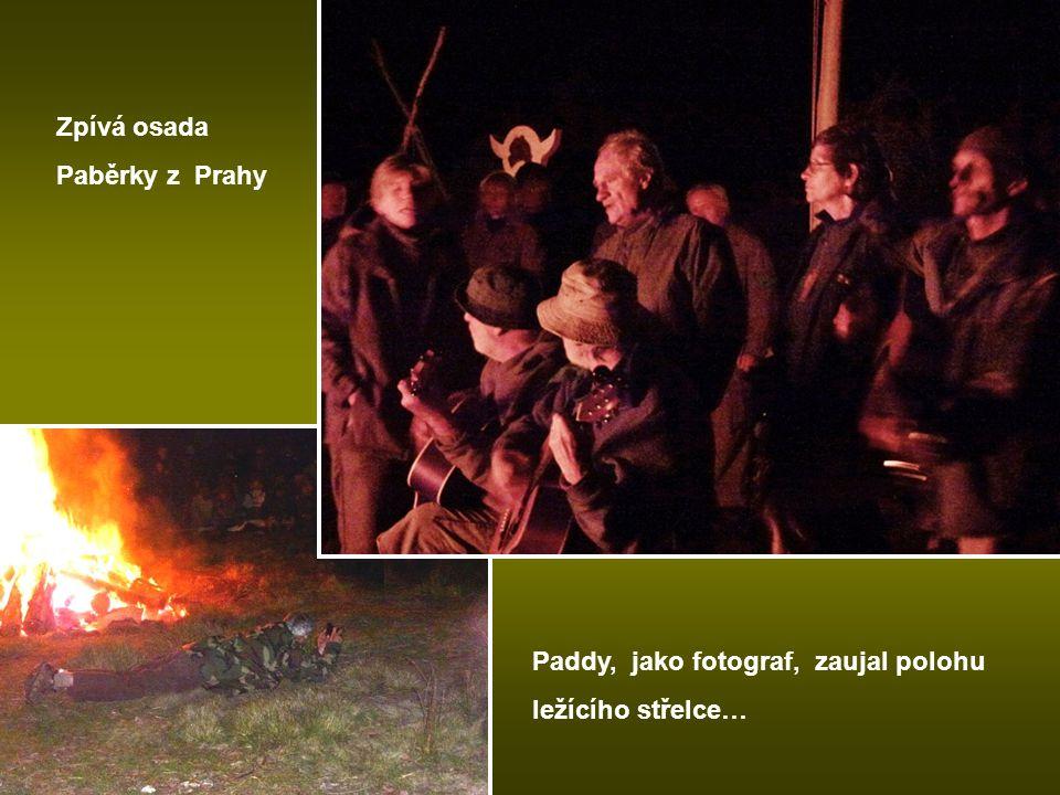 Kamarádi ze zámoří nám předvedli tanec australských domorodců…