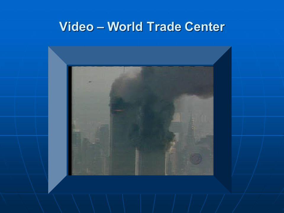 Video – World Trade Center