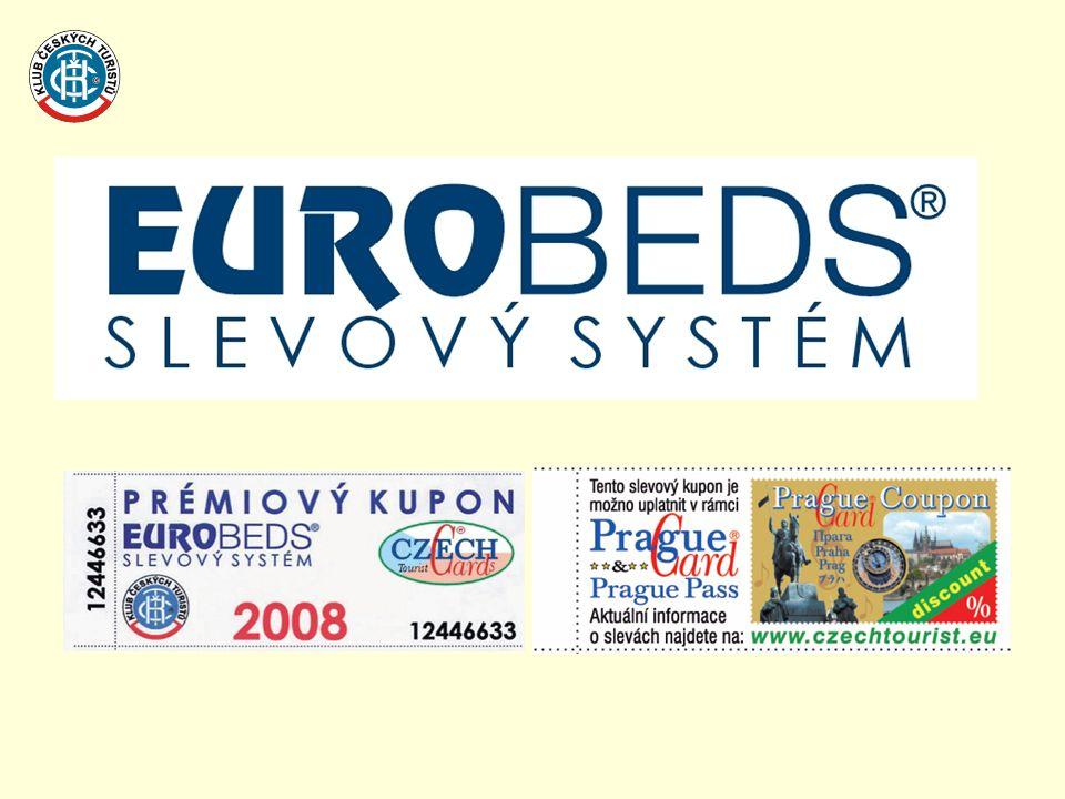 Karta EUROBEDS + Prémiový kupon = SLEVA +