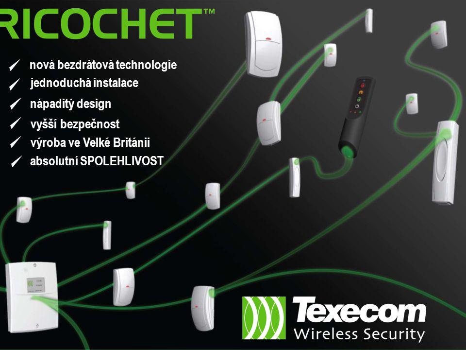 TEXECOM - RICOCHET......