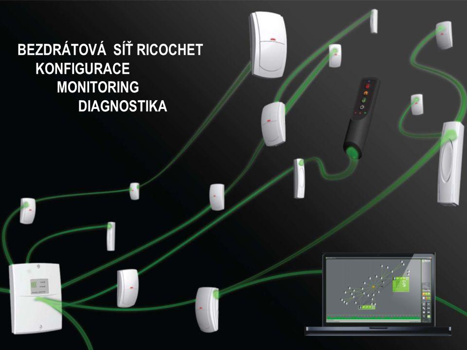 SERVISNÍ KLÁVESNICE Další úroveň diagnostiky podporuje servisní klávesnice.