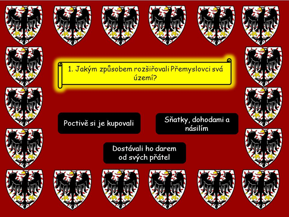 Německá říše Hitler Rusko 2. Kdo se snažil ovládnout českou zemi?