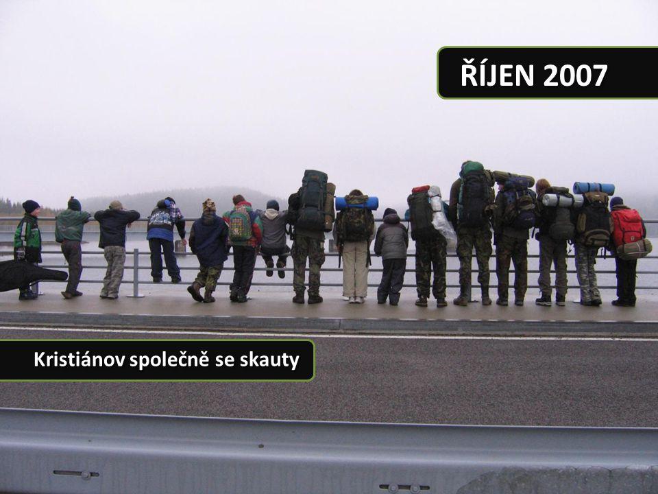 LEDEN 2008 Ale nehody nás neminuly
