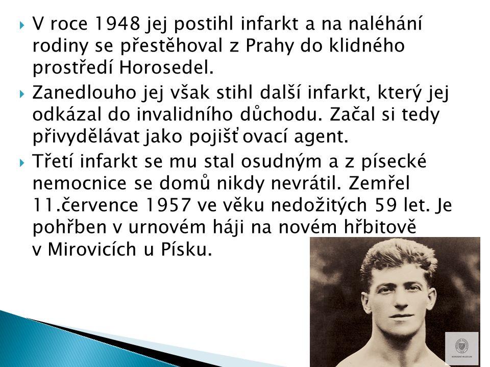  Krátce po návratu z olympiády se oženil se služebnou Marií (rozenou Ledinskou) a společně založili rodinu v Brně.  I když Šupčík i nadále startoval