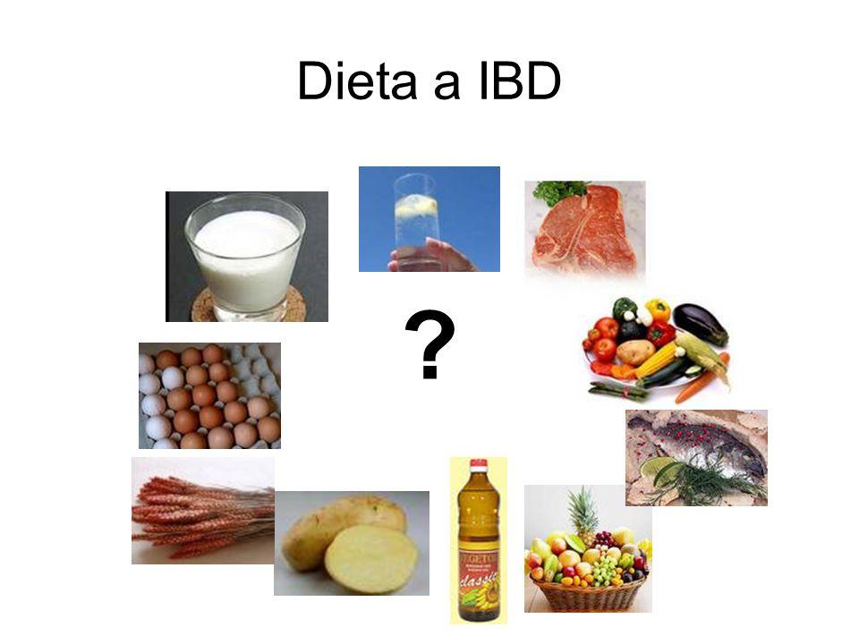 Dieta a IBD ?