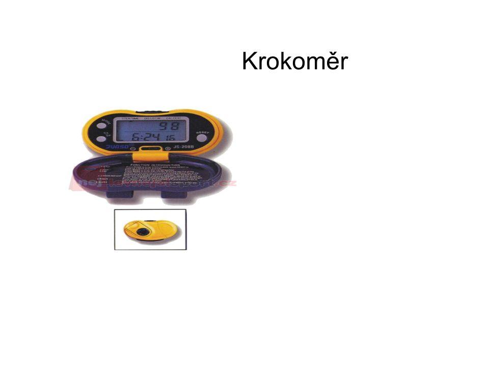 Krokoměr