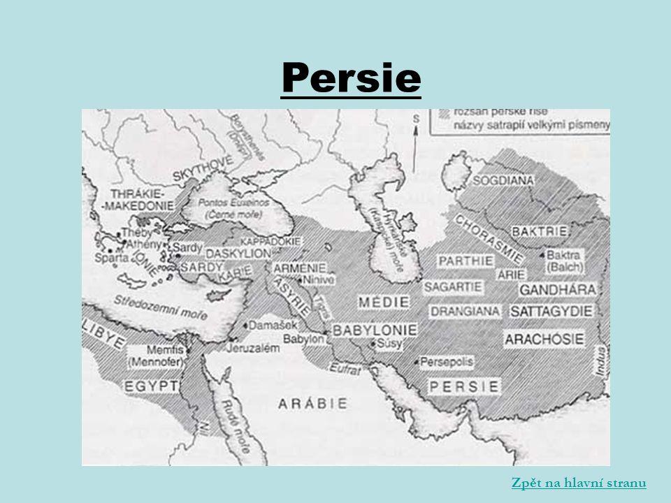 Persie Zpět na hlavní stranu