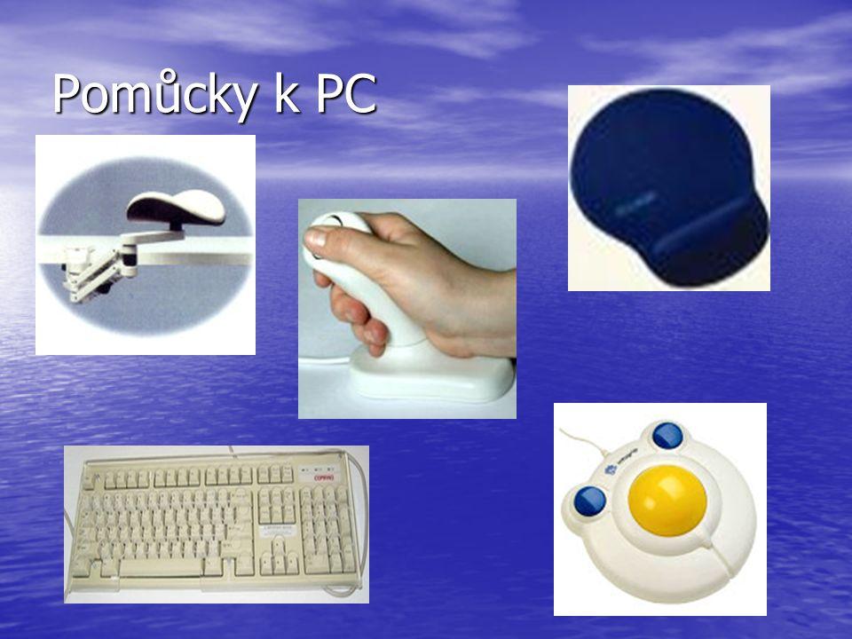 Pomůcky k PC
