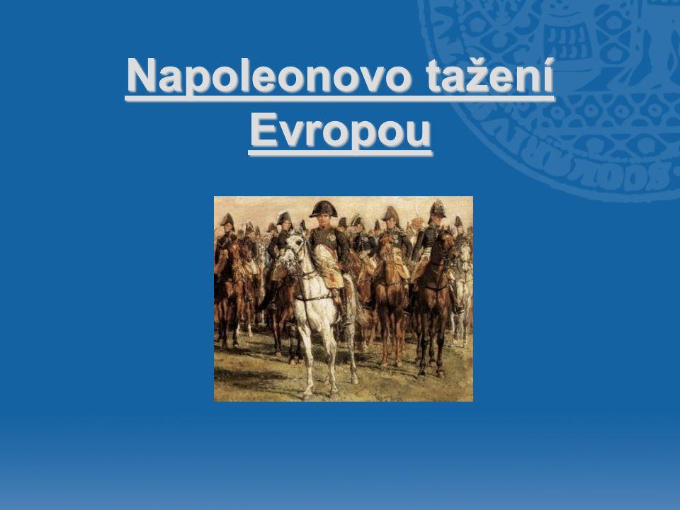Napoleonovo tažení Evropou