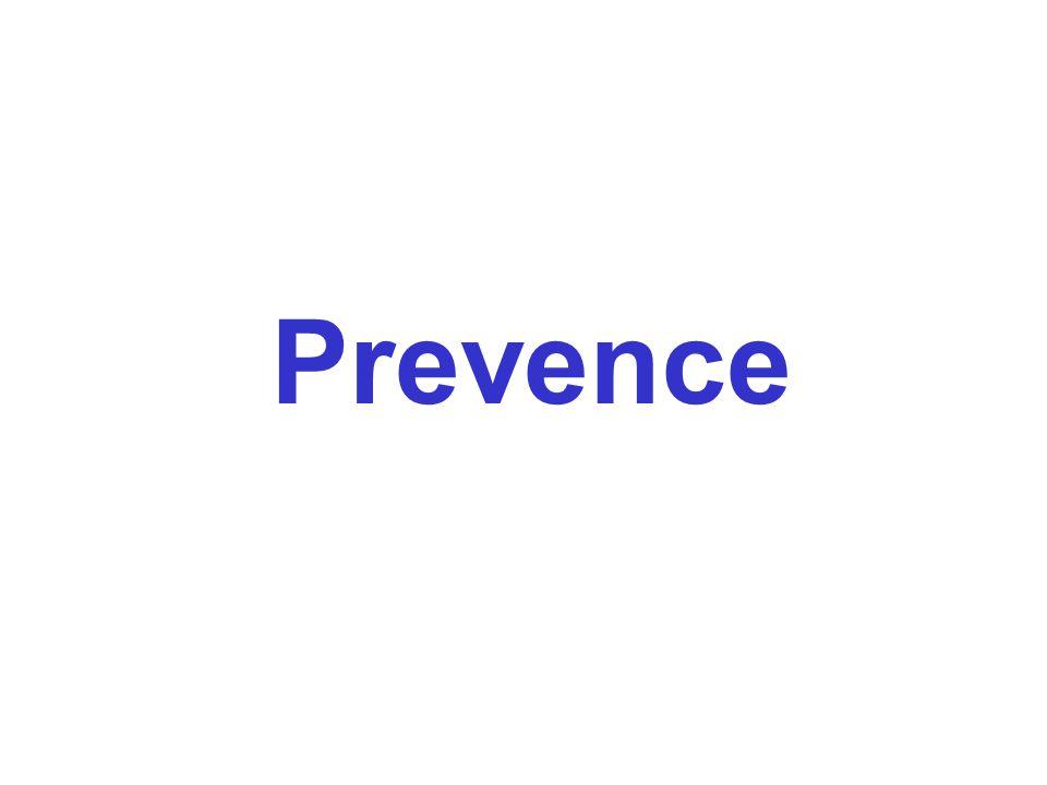 Prevence