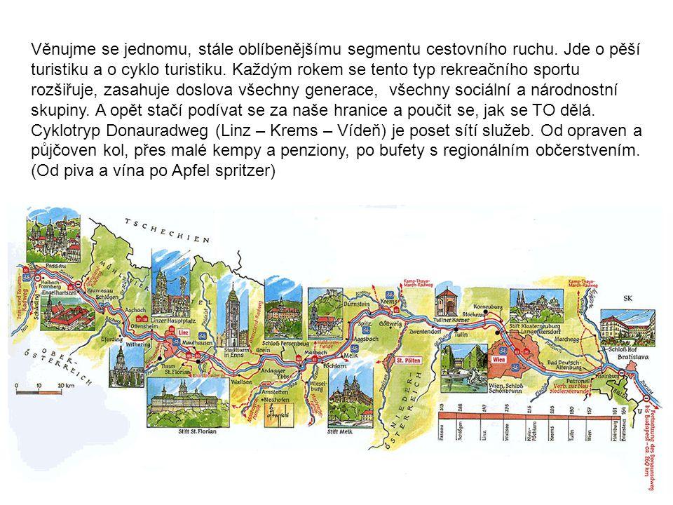 Průnik digitálních technologií do světa cestovního ruchu je v ČR pomalý a těžkopádný.