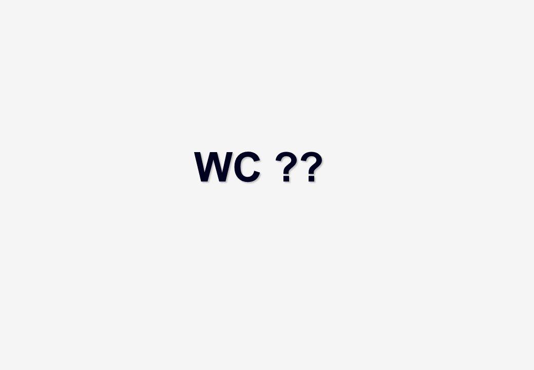 WC ??