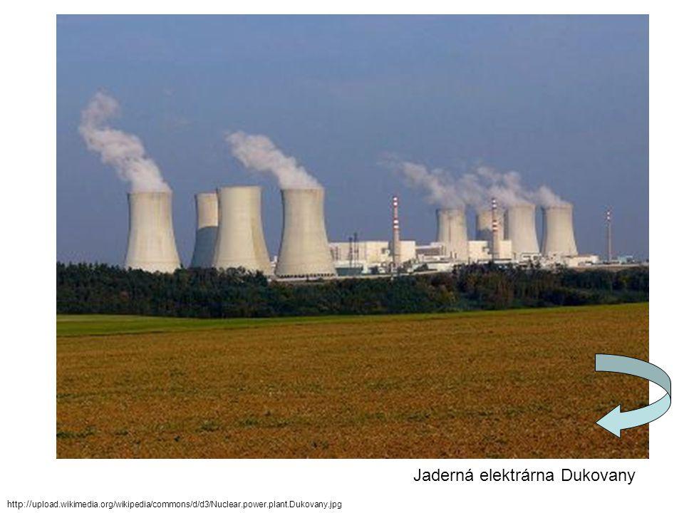 http:// upload.wikimedia.org/wikipedia/commons/d/d3/Nuclear.power.plant.Dukovany.jpg Jaderná elektrárna Dukovany