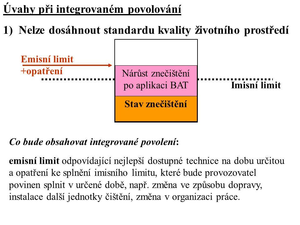Standardem kvality životního prostředí se rozumí souhrn požadavků vyplývajících ze složkových právních předpisů, které musí životní prostředí splňovat
