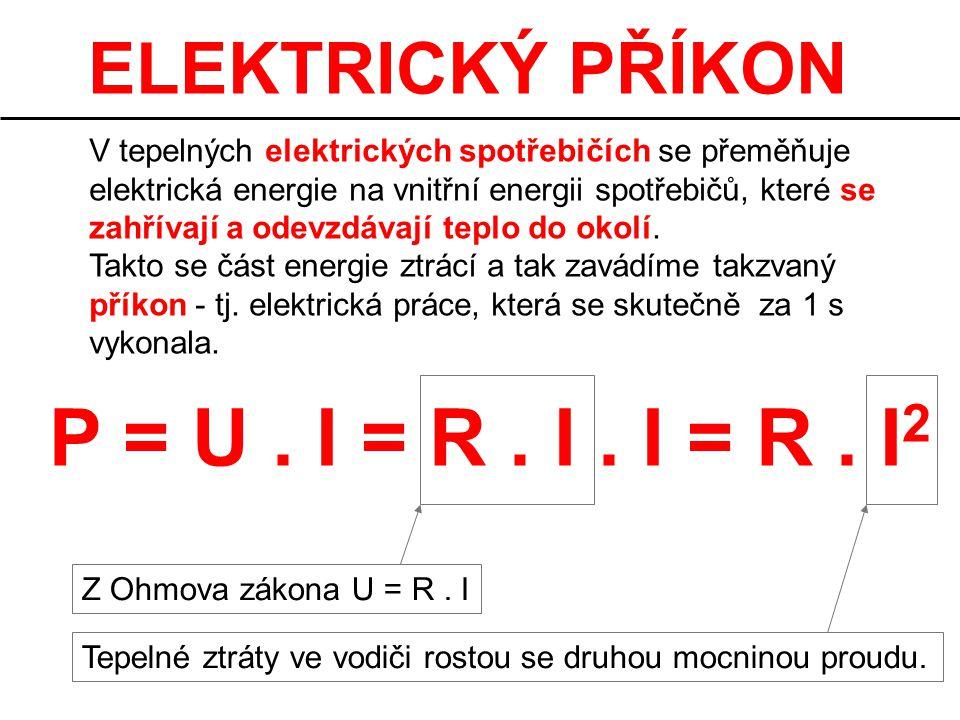 Elektrický příkon