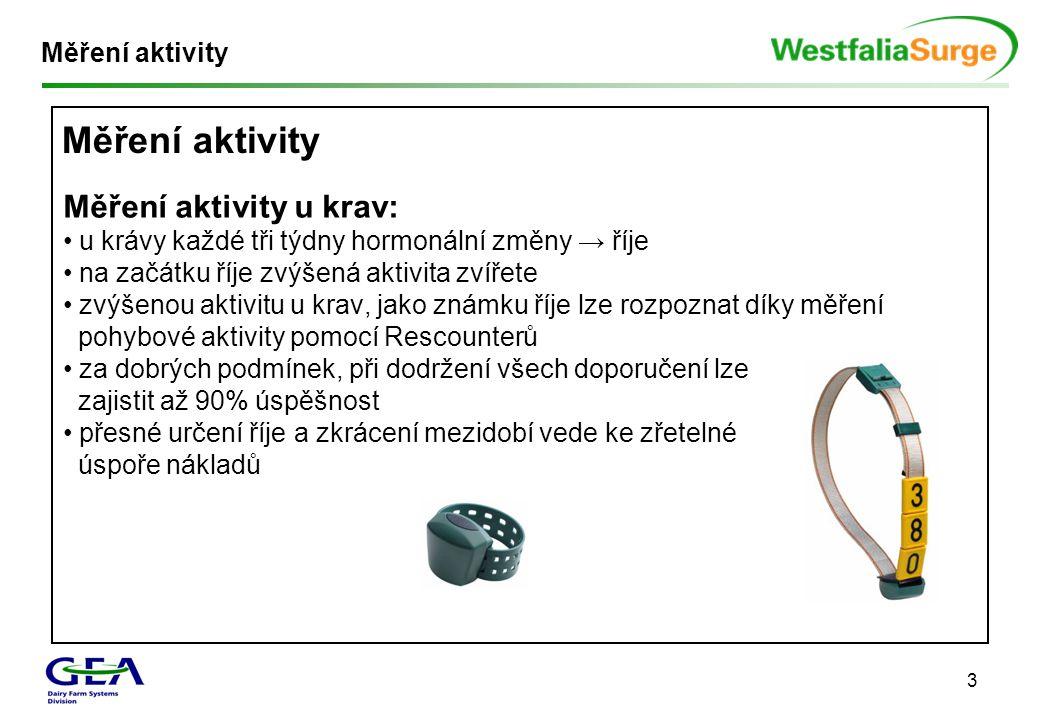 4 Princip • aktivita se dá zaznamenat pomocí nožních nebo krčních rescounterů, ve kterých je osazen pedometr • v pedometru se za pomoci speciálního spínače zaznamenávají a uchovávají impulsy • vedle aktuálních dat je uloženo i posledních 14 dvouhodinových úseků ( tzn.