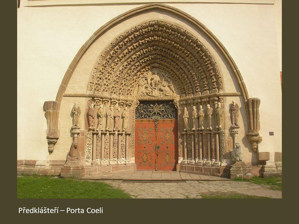 Předklášteří – Porta Coeli