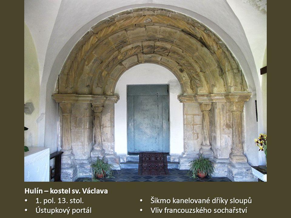 Fragmenty z Oldříše • Zaniklý hrad Oldříš (vých.Čechy) • Založen 995 Boleslavem II.