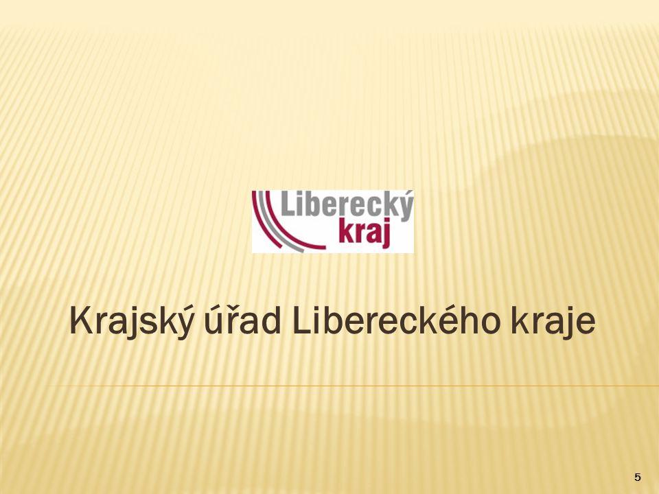 Úvod: • Krajský úřad Libereckého kraje s kvalitou poskytovaných služeb zabývá dlouhodobě.