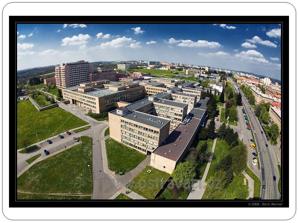  Fakultní nemocnice Ostrava je nejv ě tším státním zdravotnickým za ř ízením na severní Morav ě.