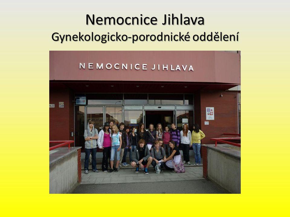 Nemocnice Jihlava Gynekologicko-porodnické oddělení