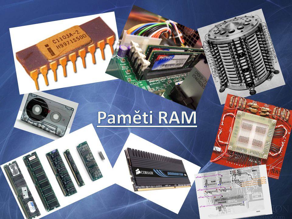 DDR II • pracovní frekvence: 400 – 800 MHz efektivně • propustnost: 3.2 – 6.4 GB/s • 240 pinů • napájecí napětí: 1.8 V (maximálně 1.9 V)