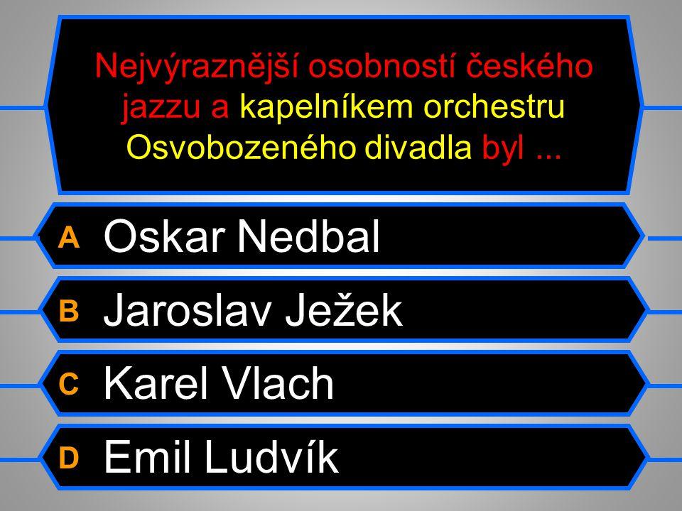 Autorem světově známé polky a českého hitu 20.