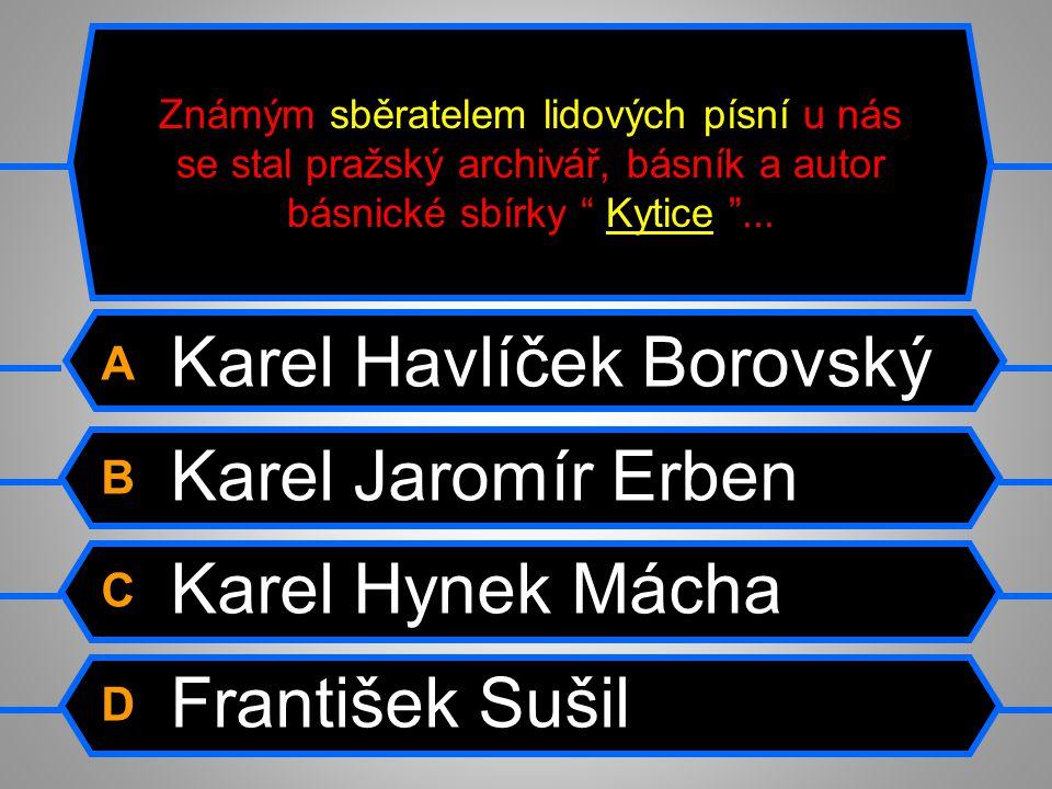 Závěrečný test Česká populární hudba