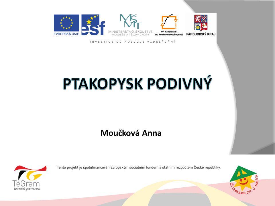 autor: Mou Moučková Anna :
