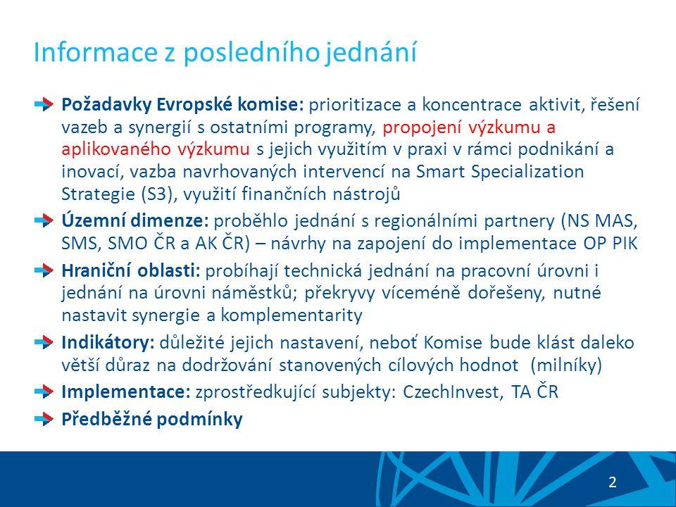 3 BIC Ostrava Inovační centrum Favea (léčiva) Inovace v modelářské elektronice Máme na co navázat – úspěšné projekty v MSK