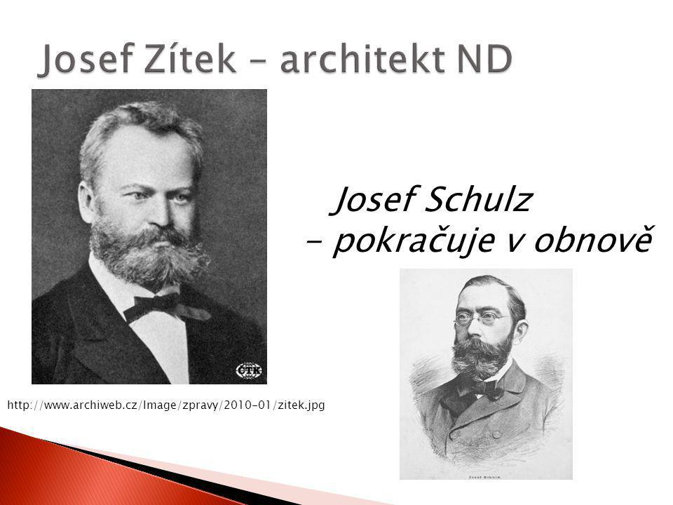 Josef Schulz - pokračuje v obnově http://www.archiweb.cz/Image/zpravy/2010-01/zitek.jpg