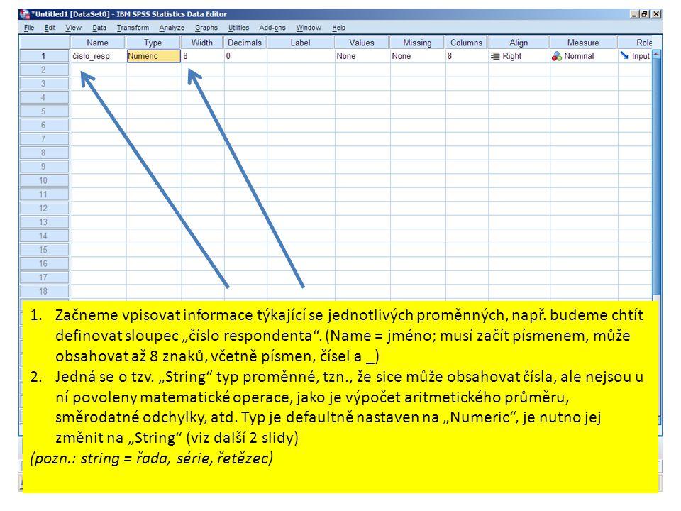 Pravděpodobně již máme data v tabulce v programu Microsoft Excel.