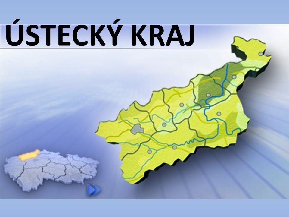 HOSPODÁŘSTVÍ - PRŮMYSL • těžba hnědého uhlí – Mostecká pánev • Litvínov – ropovod • Teplice – lázně • Varnsdorf – textilní průmysl • Papírny - Štětí