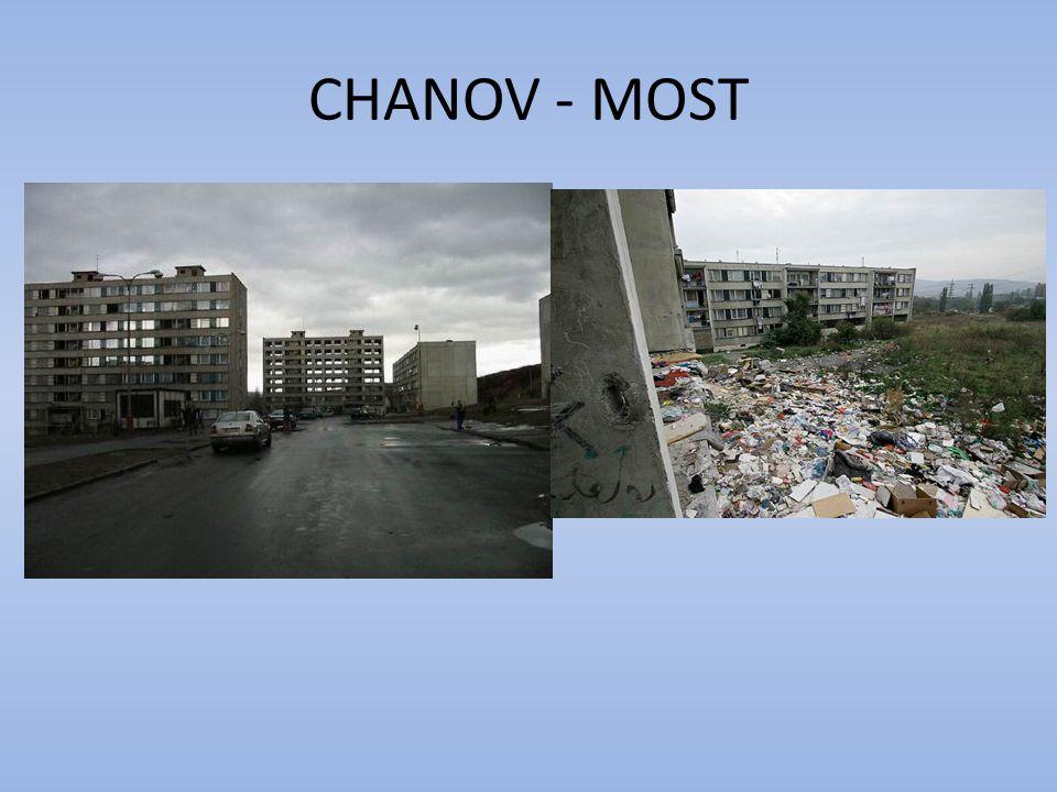CHANOV - MOST