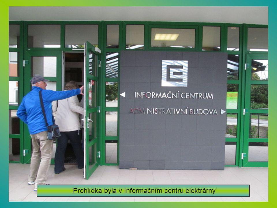 Exkurze do jaderné elektrárny Dukovany