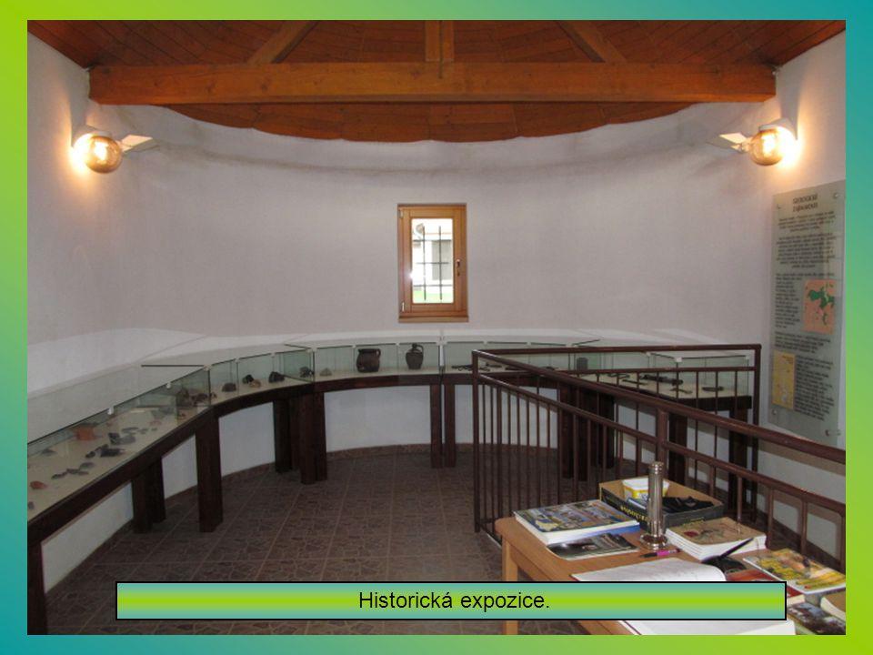 Přeskačské podzemí bylo objeveno v roce 2004.