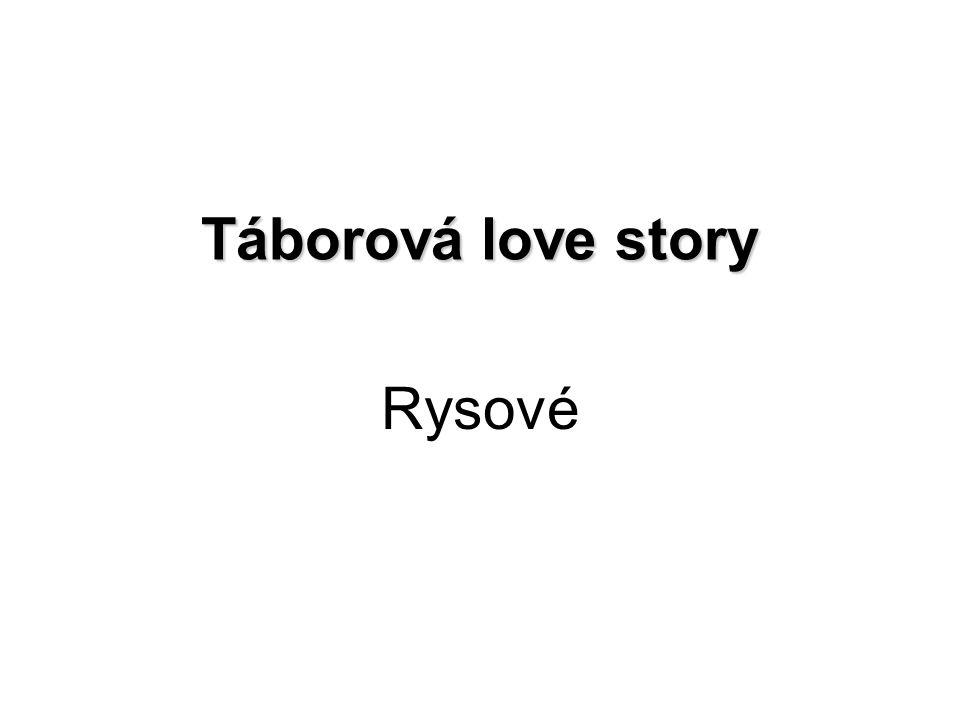 Táborová love story Rysové