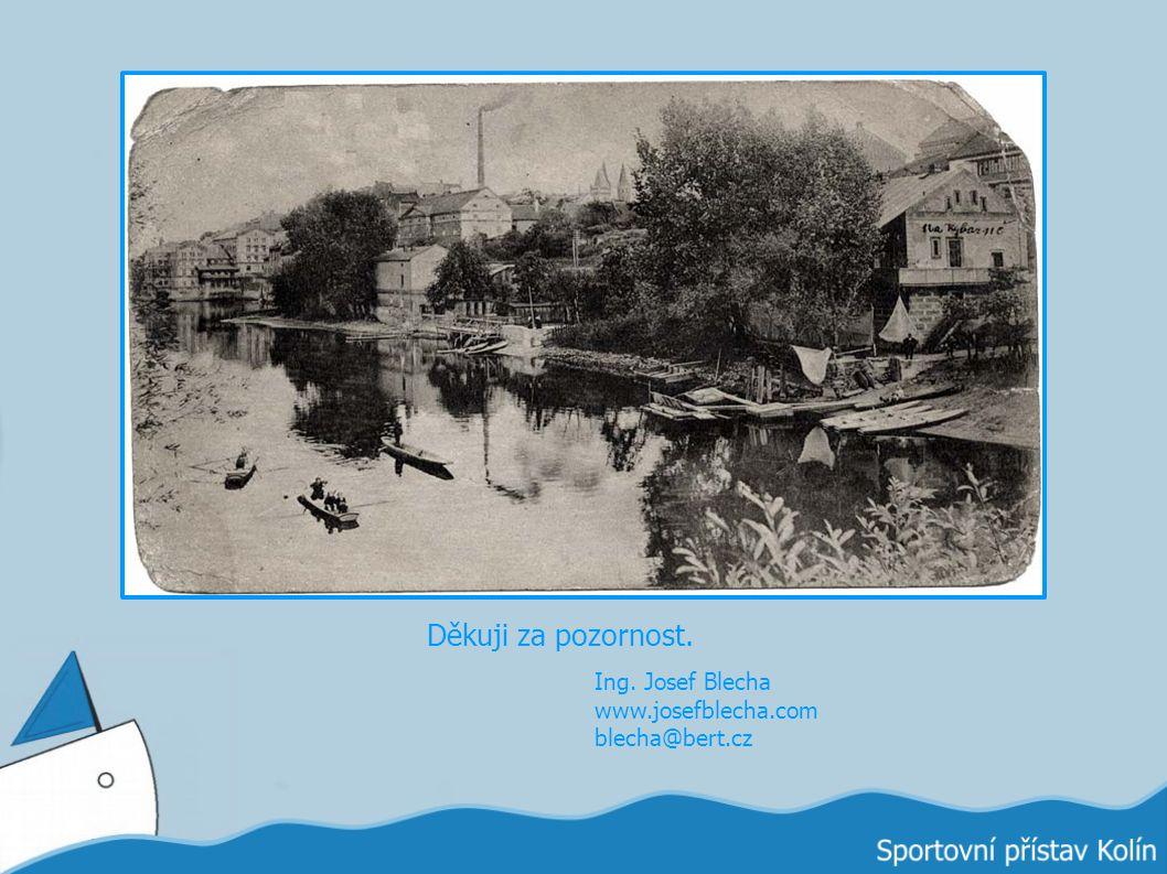 Děkuji za pozornost. Ing. Josef Blecha www.josefblecha.com blecha@bert.cz