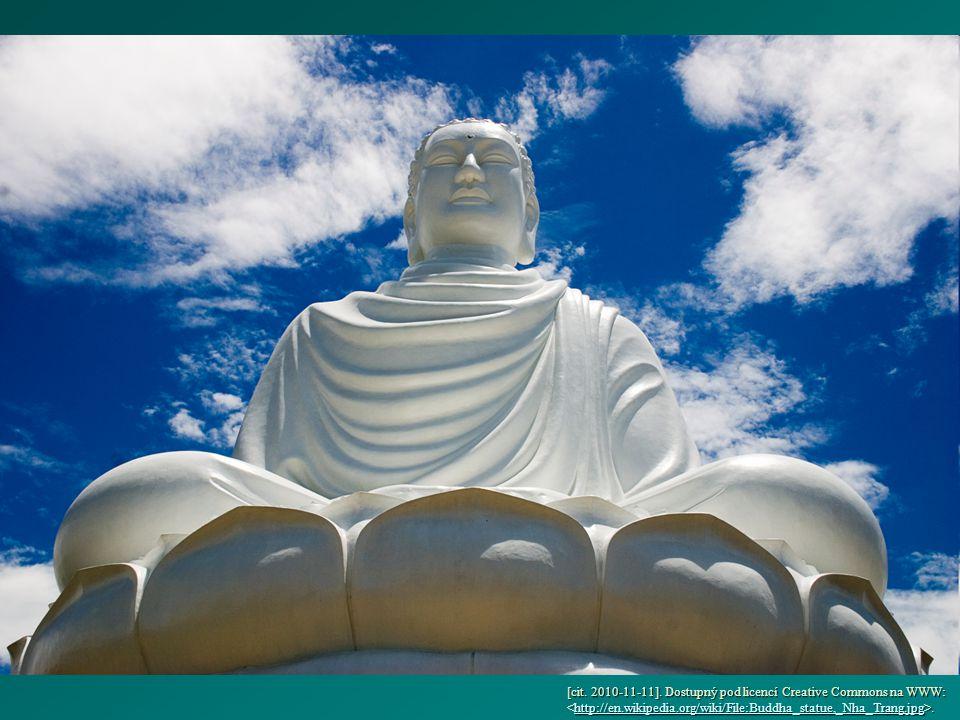 [cit. 2010-11-11]. Dostupný pod licencí Creative Commons na WWW:..http://en.wikipedia.org/wiki/File:Buddha_statue,_Nha_Trang.jpg