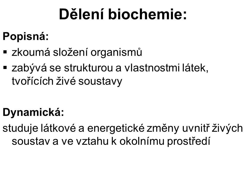 Biogenní prvky = prvky nezbytné pro život Makrobiogenní – zastoupeny ve větším množství než 1 %hm.- O, C, H, N, P, Ca Oligobiogenní- 0,05 – 1% hm.
