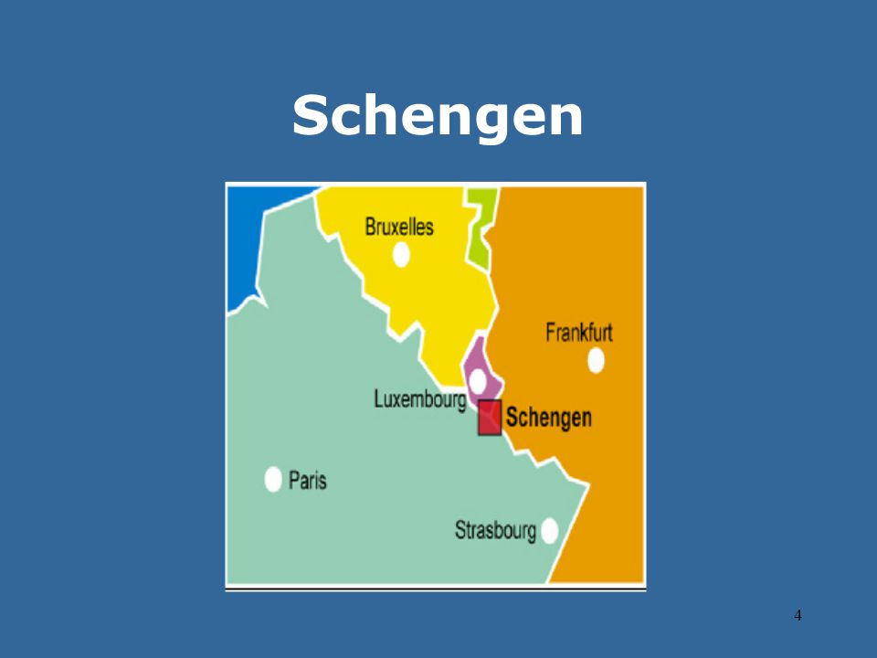 4 Schengen
