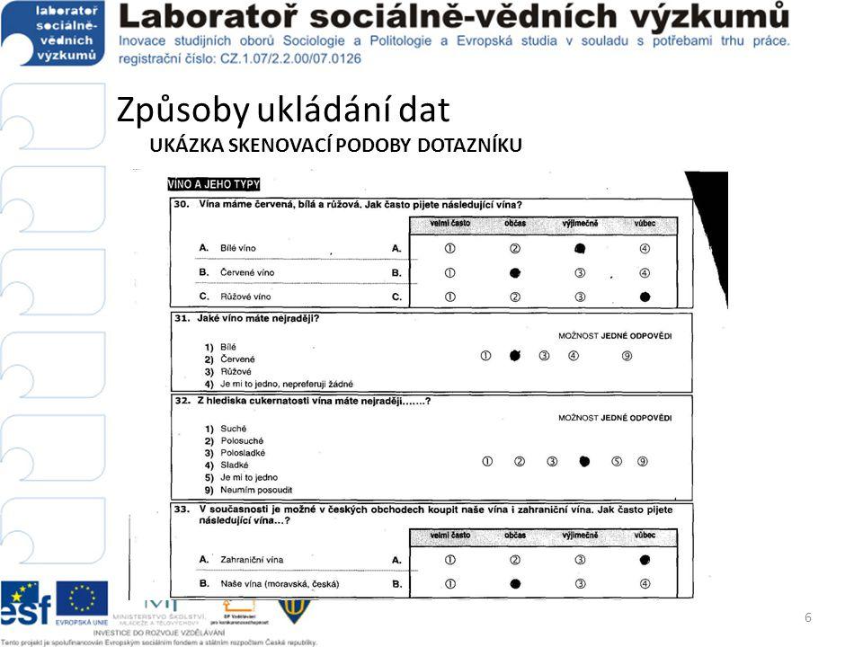 Etický aspekt průzkumu trhu a veřejného mínění • OCHRANA OSOBNÍCH ÚDAJŮ  Základem je důsledné dodržování českých zákonů a etických zásad vztahujících se k ochraně osobních údajů.