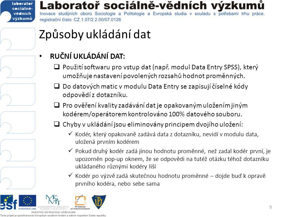 Etický aspekt průzkumu trhu a veřejného mínění • PROFESNÍ A ETICKÉ KODEXY:  http://www.simar.cz/standardy-kvality/kvalitativni-standardy- efamro/kvalitativni-standardy-efamro.php#3 http://www.simar.cz/standardy-kvality/kvalitativni-standardy- efamro/kvalitativni-standardy-efamro.php#3  http://www.simar.cz/standardy-kvality/kvalitativni-standardy-icc- esomar/kvalitativni-standardy-icc-esomar.php http://www.simar.cz/standardy-kvality/kvalitativni-standardy-icc- esomar/kvalitativni-standardy-icc-esomar.php  http://www.simar.cz/clenstvi/eticke-zasady-oboru.php http://www.simar.cz/clenstvi/eticke-zasady-oboru.php  http://www.simar.cz/standardy-kvality/kvalitativni-standardy/index.php http://www.simar.cz/standardy-kvality/kvalitativni-standardy/index.php  http://www.simar.cz/standardy-kvality/kvalitativni-standardy/sber-a- kontrola-porizovanych-dat.php http://www.simar.cz/standardy-kvality/kvalitativni-standardy/sber-a- kontrola-porizovanych-dat.php 30