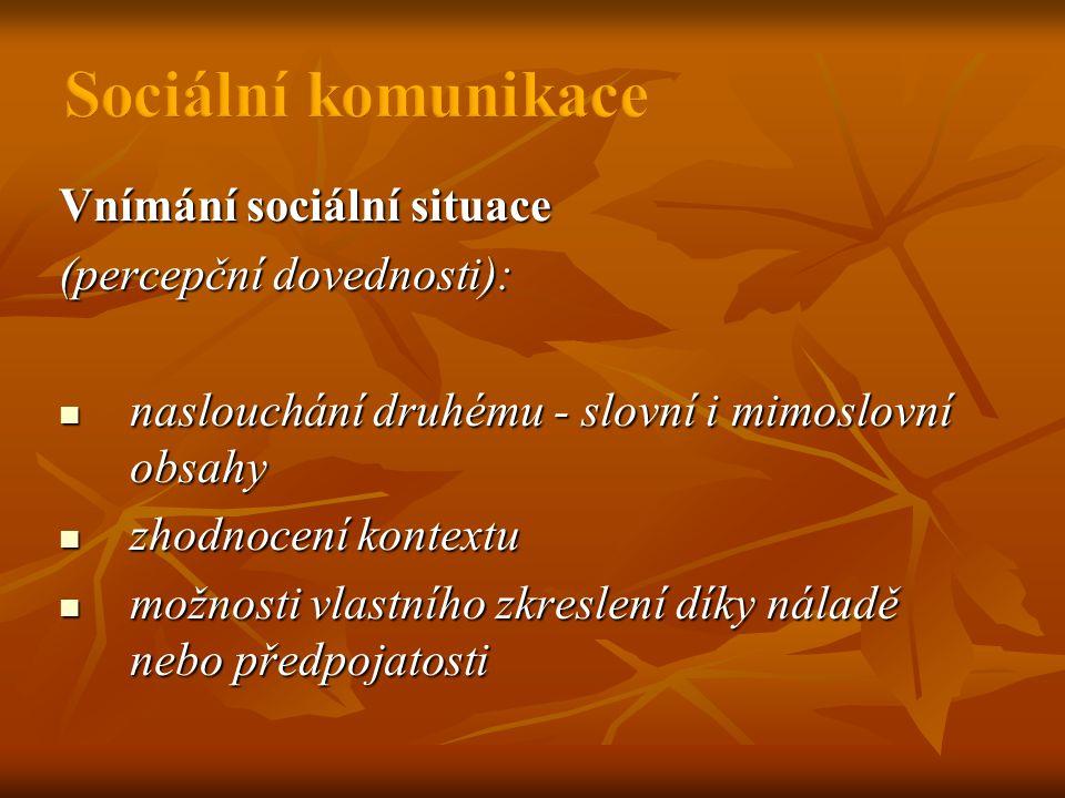 Paralingvistika:  Silný hlas  Tichý hlas  Zdrženlivý hlas  Rychlé tempo řeči  Pomalé tempo řeči  Měnící se, střídavé tempo řeči, frázování