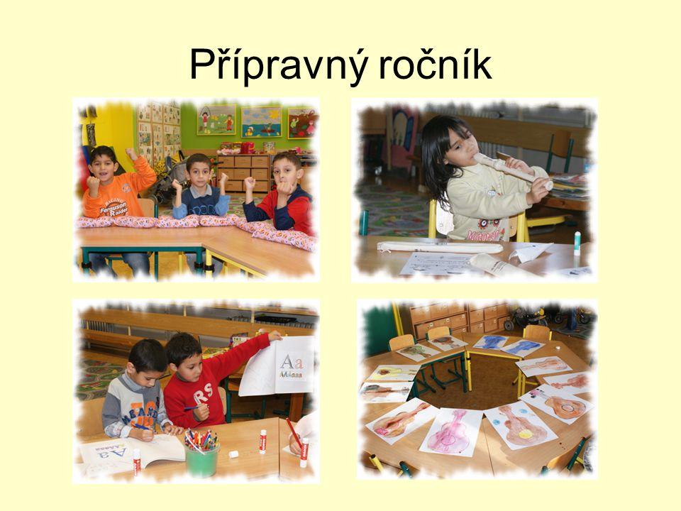 Závěrečné hodnocení školního roku 2008/2009 •Estetickou výchovu si děti oblíbily, protože mají pocit, že se v danou chvíli neučí, že si hrají, tvoří, povídají.