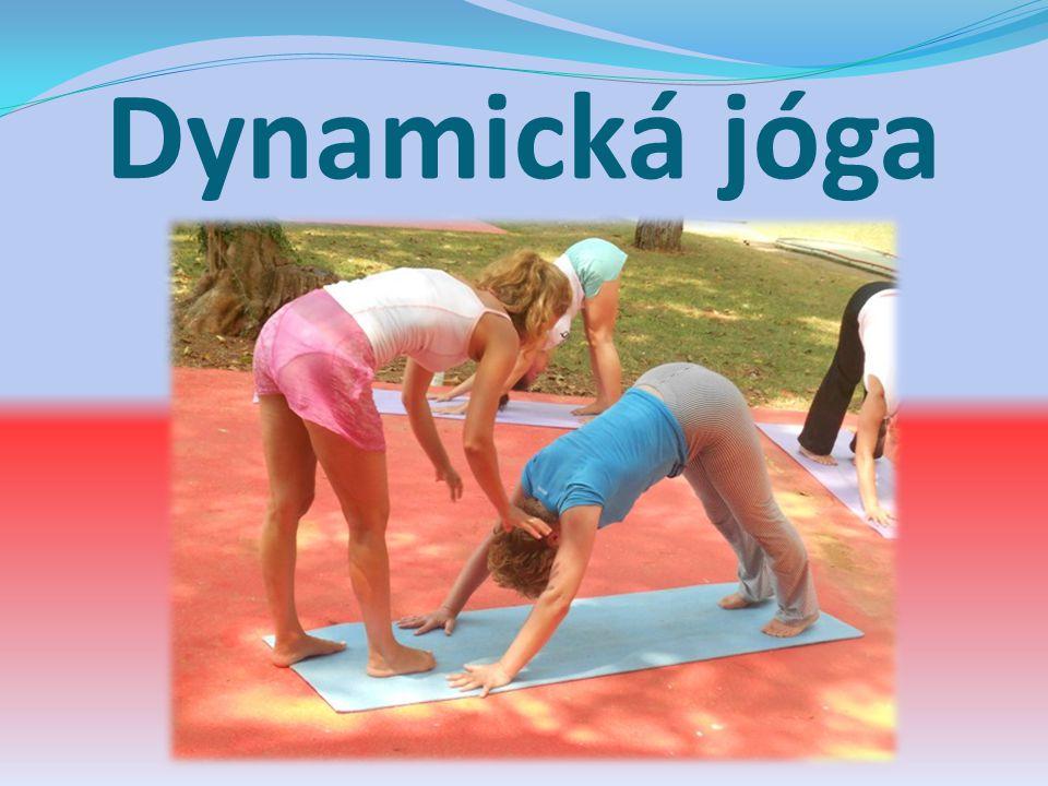 Dynamická jóga