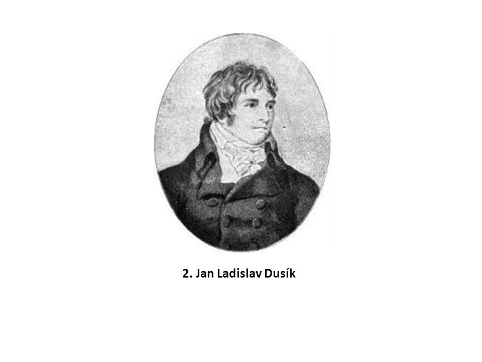 2. Jan Ladislav Dusík