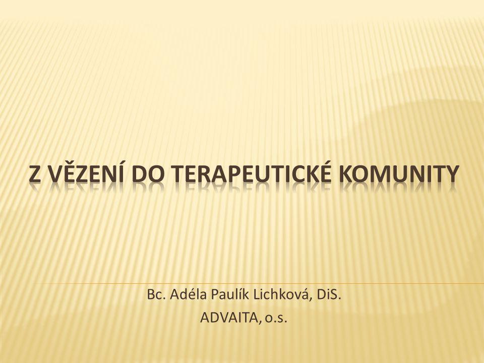 Bc. Adéla Paulík Lichková, DiS. ADVAITA, o.s.